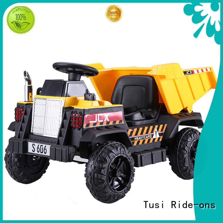 Tusi ride on cars manufacturer for sale